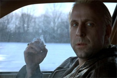 Peter Stormare as the taciturn Gaear Grimsrud