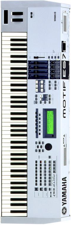 Yamaha Motif ES 7