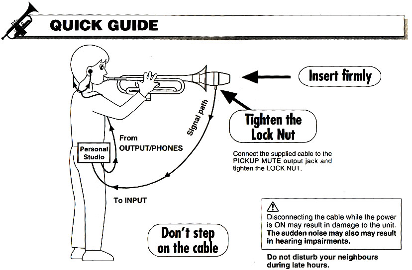 silent brass quick guide
