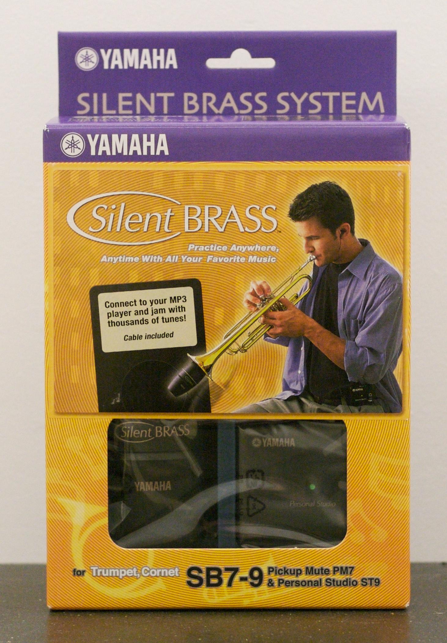 yamaha sb79 silent brass system. Black Bedroom Furniture Sets. Home Design Ideas