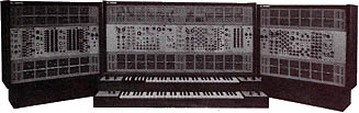 ARP 2500 Modular Synthesizer