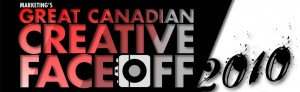 The Great Canadian Creative Face-off
