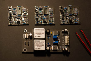 TTSH oscillator modules with power supply