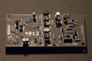 TTSH 4012 model ladder filter