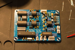 Midi2CV interface